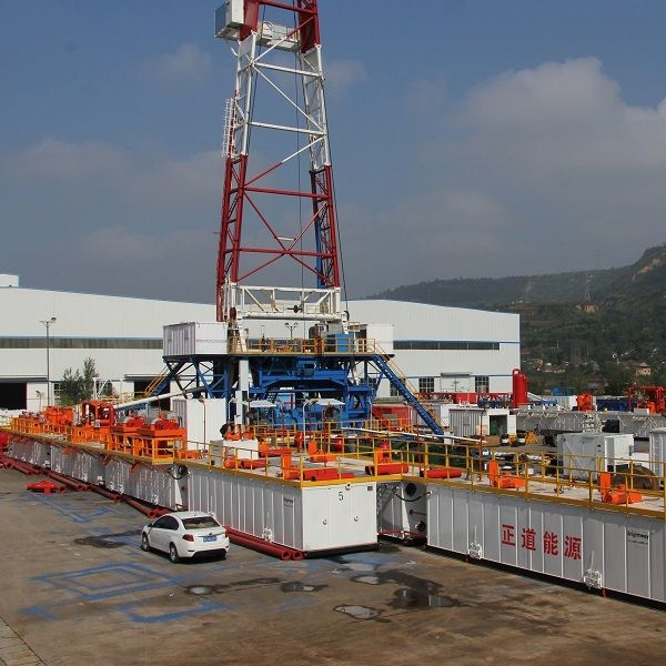 Oil Drilling Fluids Treatment System